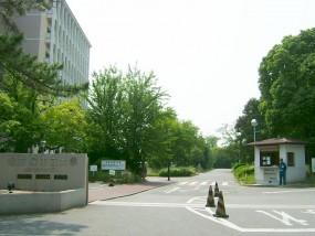 名古屋市立大学山の畑キャンパス