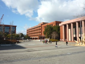龍谷大学深草学舎