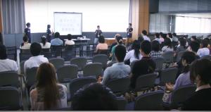 東洋大学オープンキャンパス学部説明
