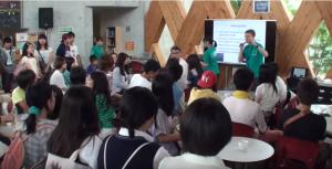 近大オープンキャンパス体験イベント1