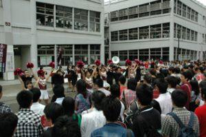 早稲田オープンキャンパス1