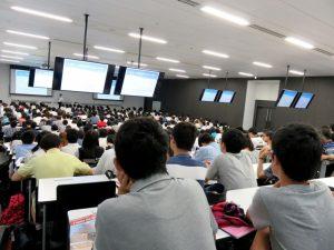 早稲田オープンキャンパス3