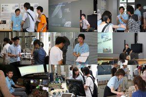 日本大学オープンキャンパス研究室