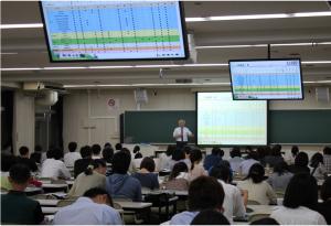 駒澤大学オープンキャンパス学部説明