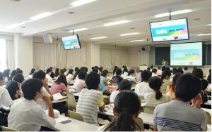駒澤大学オープンキャンパス風入試説明