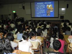 大阪大学オープンキャンパス豊中キャンパスの様子