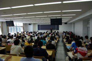 日本大学オープンキャンパス模擬授業