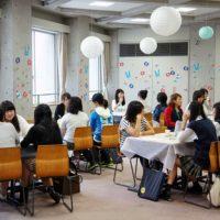 千葉商科大学女子カフェ