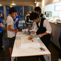 城西国際大学料理