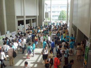 名古屋大学オープンキャンパス風景3