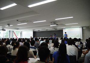 神奈川大学オープンキャンパス体験授業