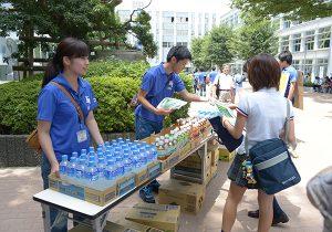 神奈川大学オープンキャンパス風景2