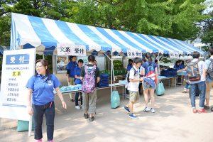 神奈川大学オープンキャンパス風景