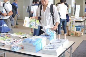 神奈川大学オープンキャンパス風景3
