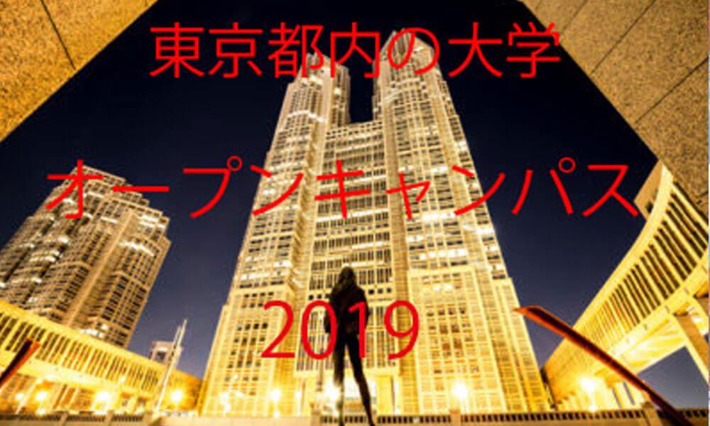 東京都庁と夜景