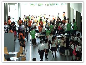 名古屋大学オープンキャンパス風景2